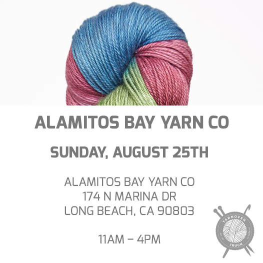 Long Beach – Alamitos Bay Yarn Co  – YarnoverTruck