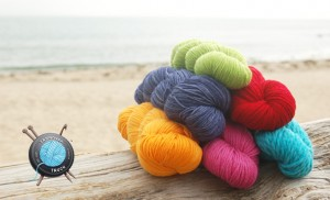 KnittersTin Label